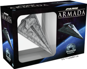 Star Wars Armada : The Interdictor